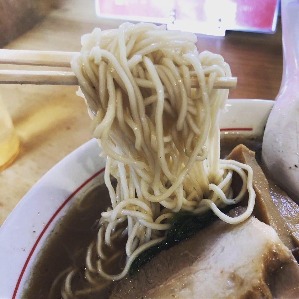 中華そばこうた麺