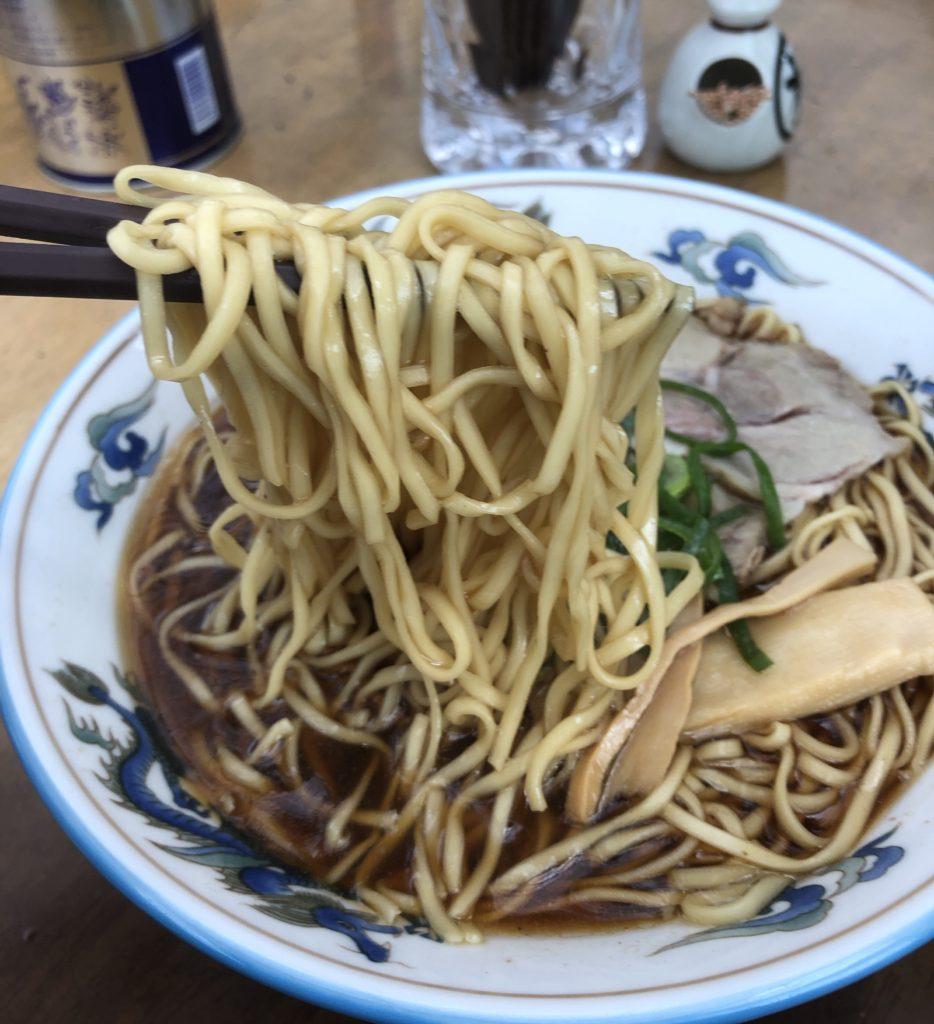 中華そばみやま麺